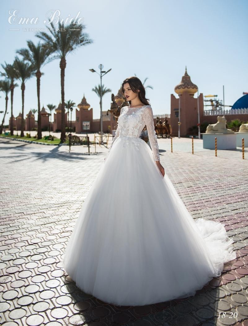 Wedding Dress Ema Bride 18-20