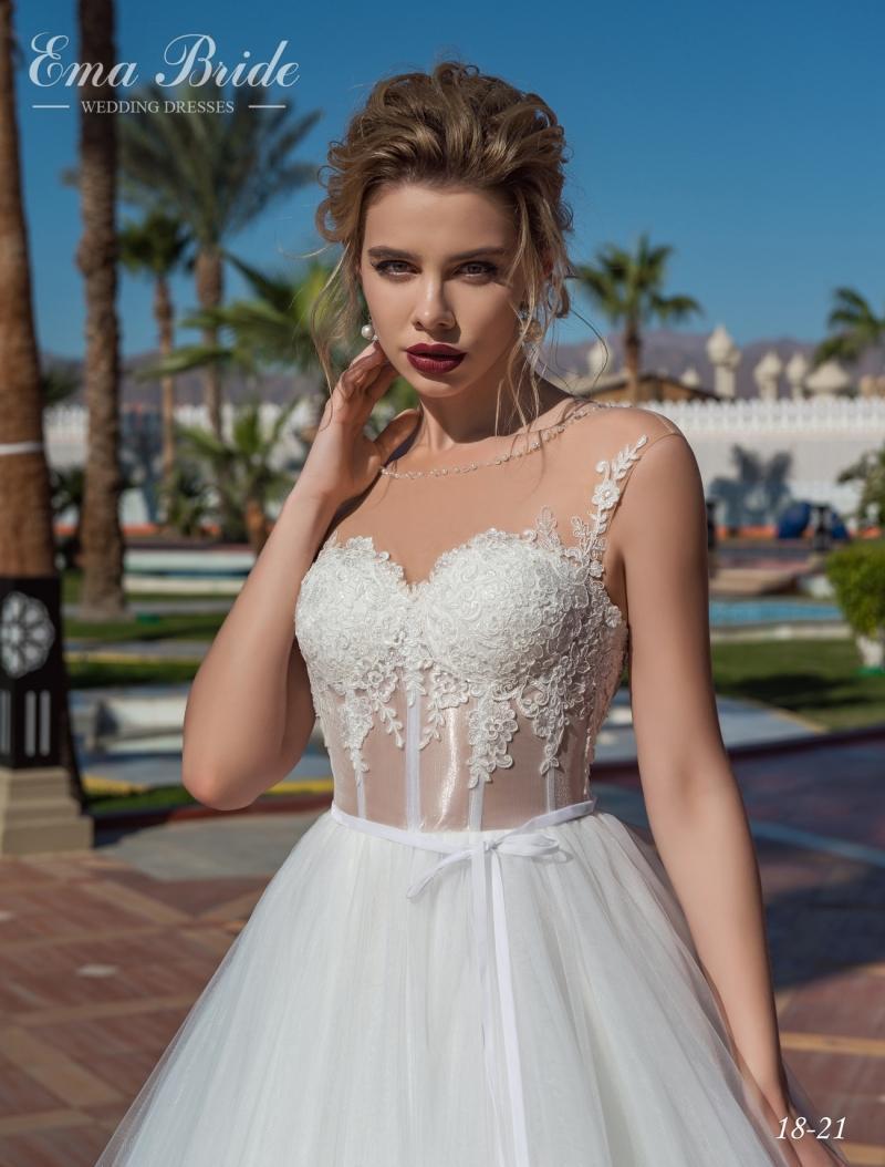 Wedding Dress Ema Bride 18-21