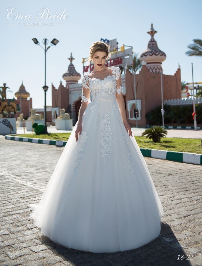 Wedding Dress Ema Bride 18-22