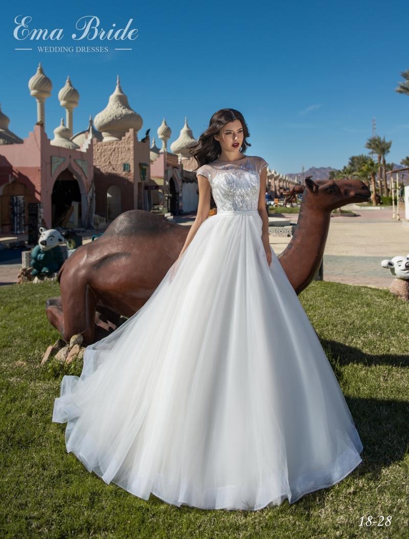 Wedding Dress Ema Bride 18-28