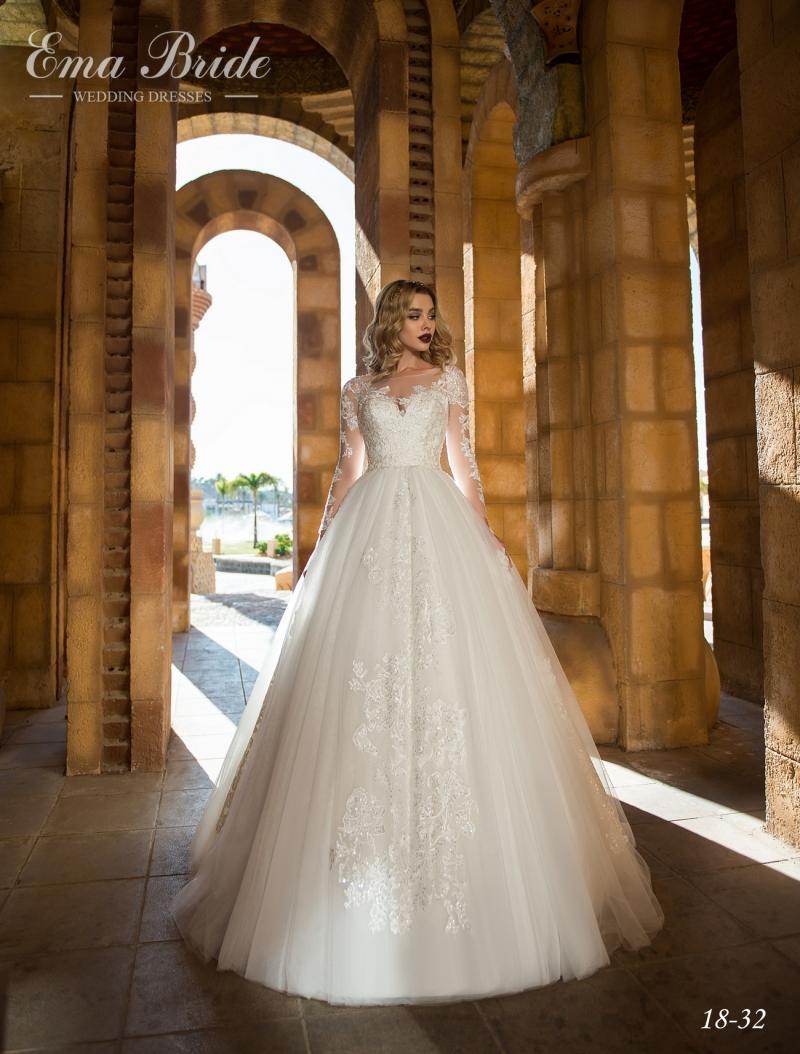 Wedding Dress Ema Bride 18-32