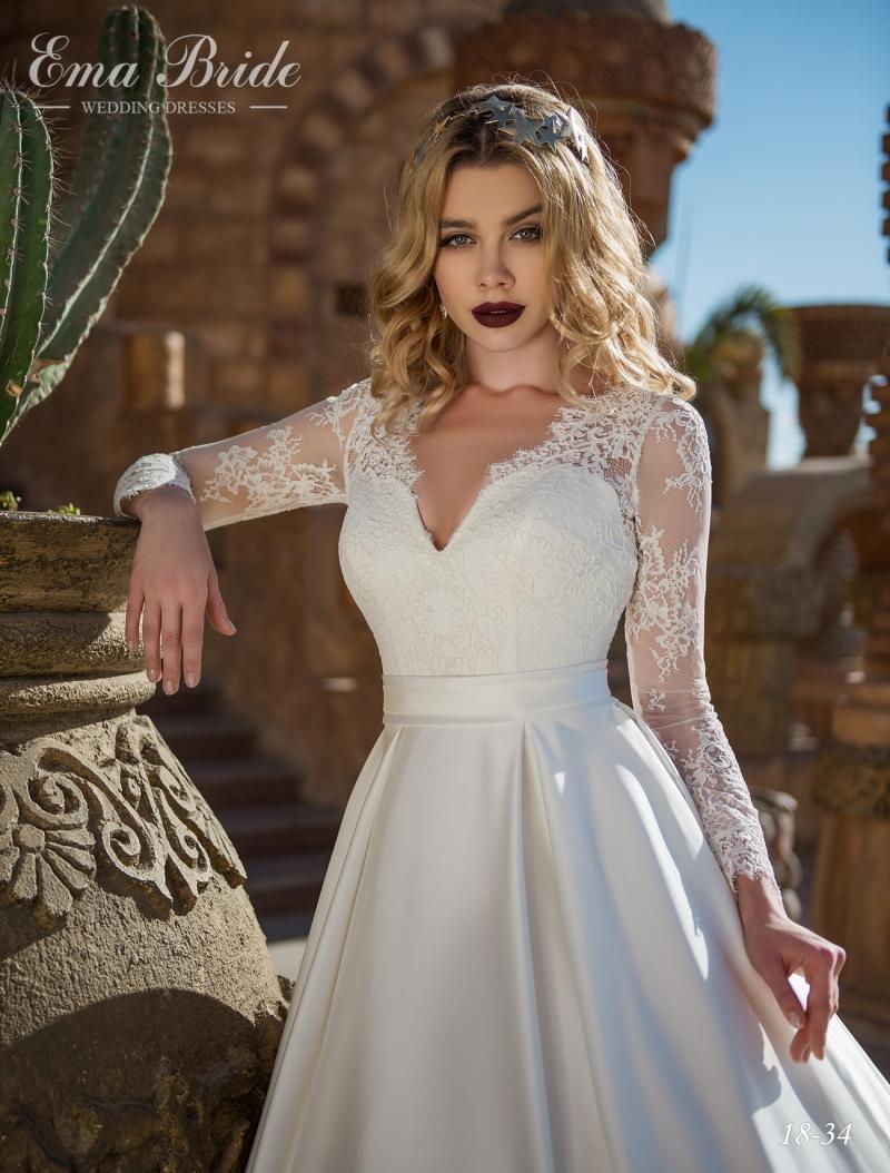 Wedding Dress Ema Bride 18-34