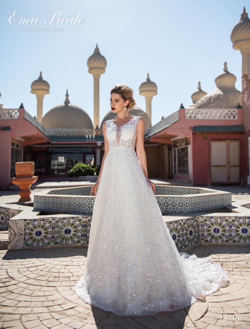 Wedding Dress Ema Bride 18-36