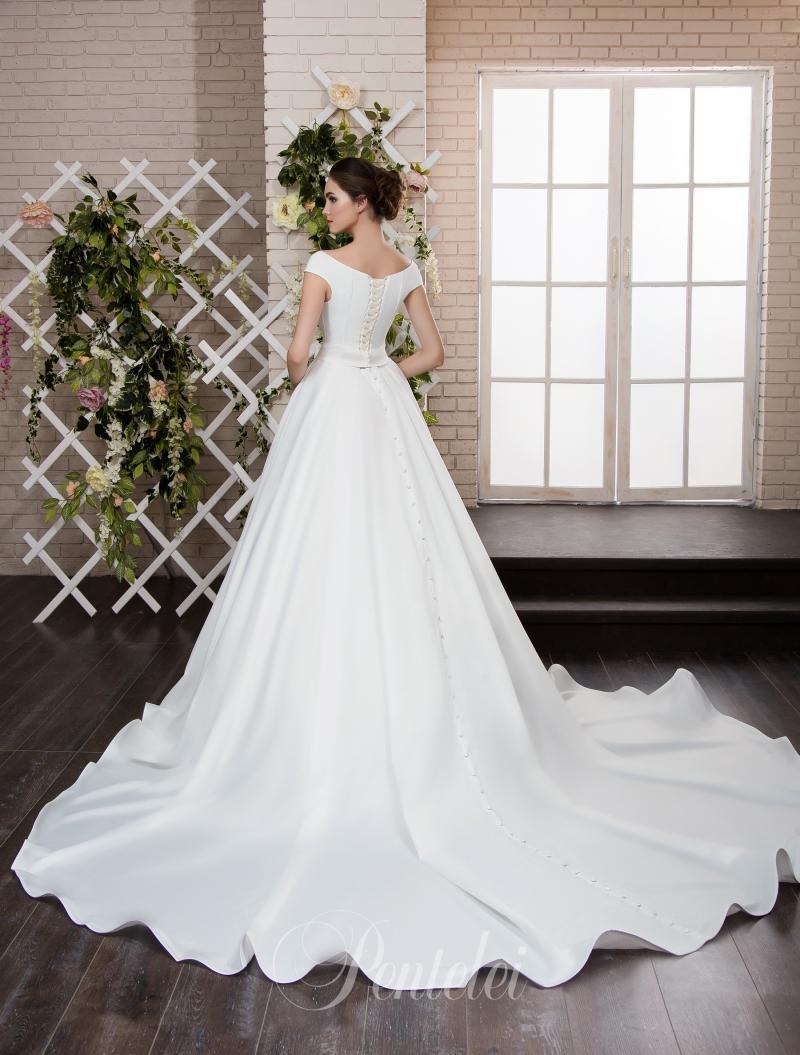Свадебное платье Pentelei 1800