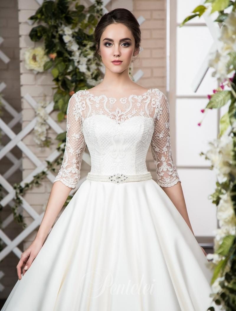 Свадебное платье Pentelei 1804