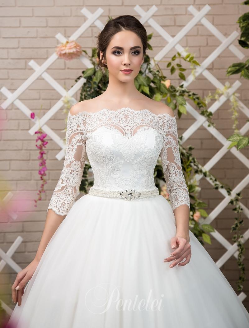Свадебное платье Pentelei 1805