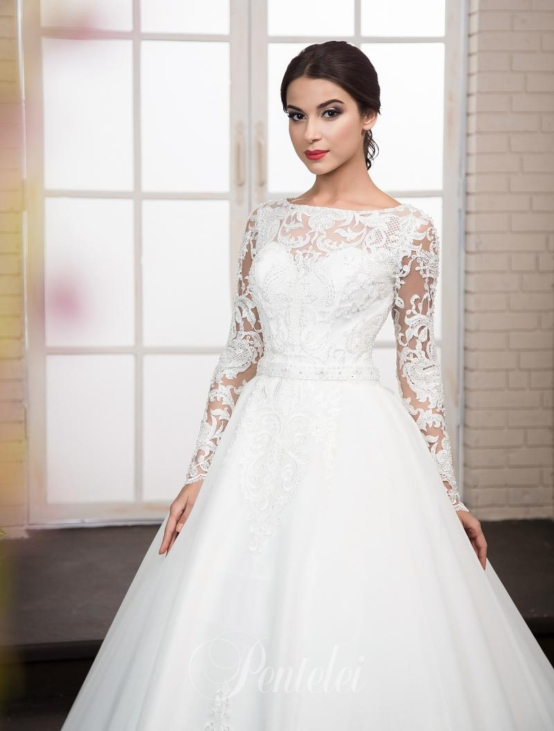 Свадебное платье Pentelei 1806