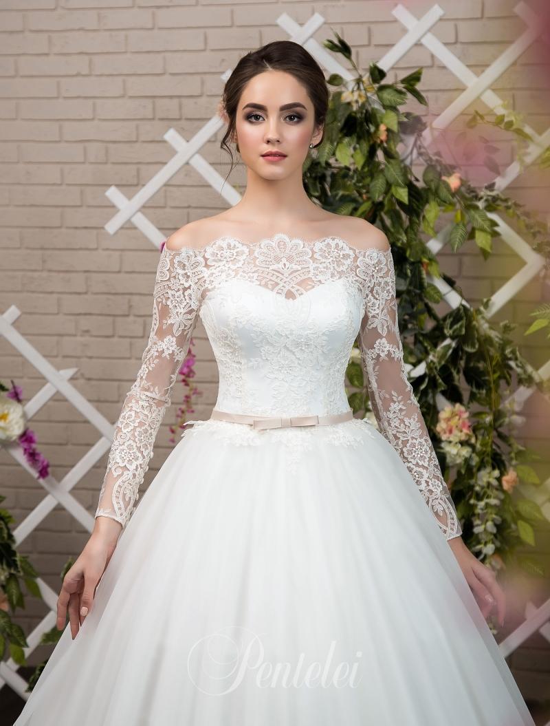 Свадебное платье Pentelei 1807