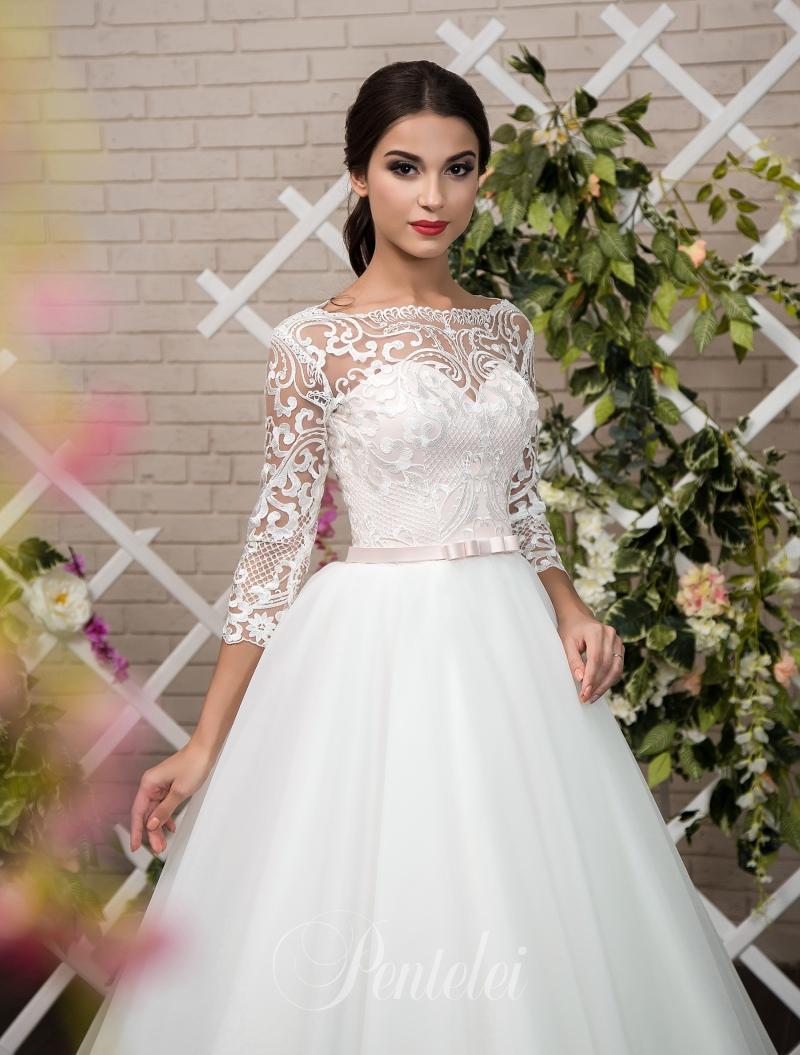 Свадебное платье Pentelei 1808