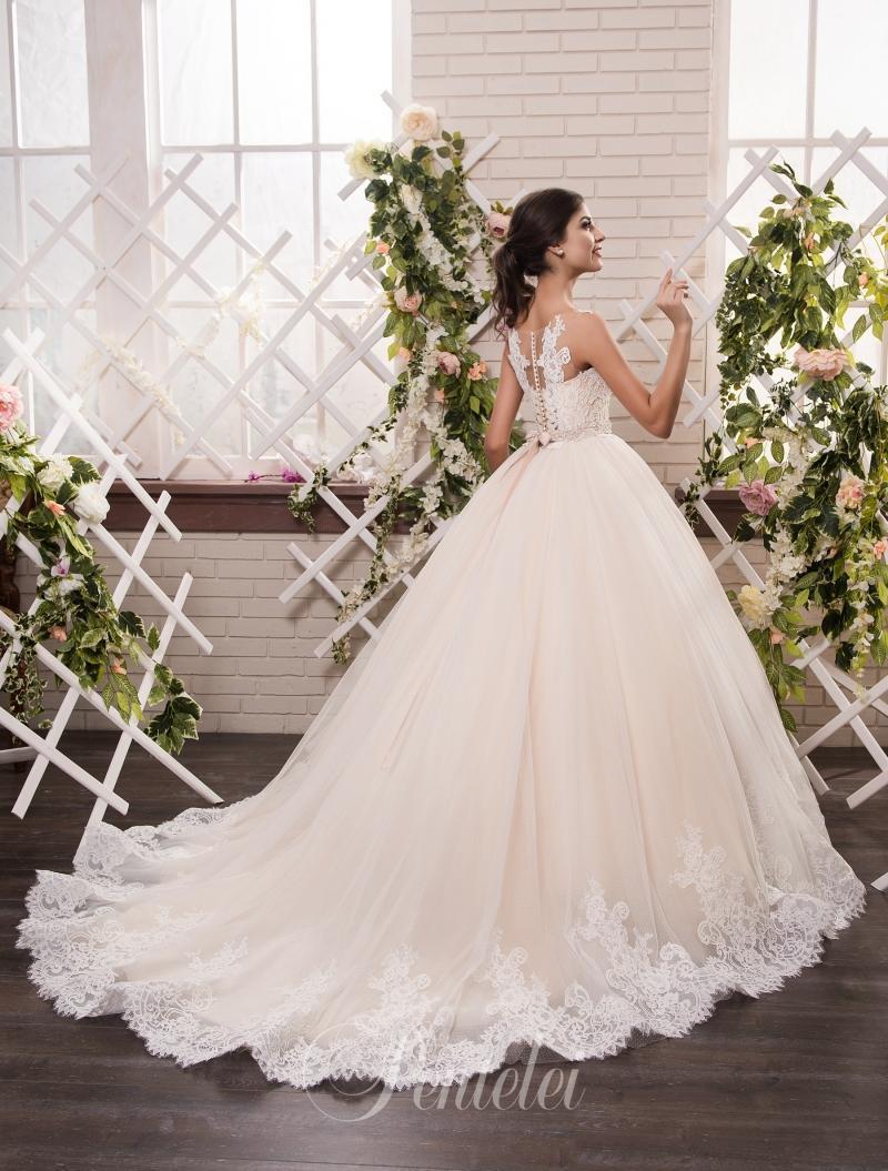 Свадебное платье Pentelei 1809