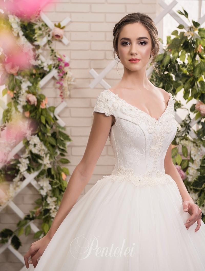 Свадебное платье Pentelei 1810