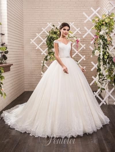 Wedding Dress Pentelei 1811