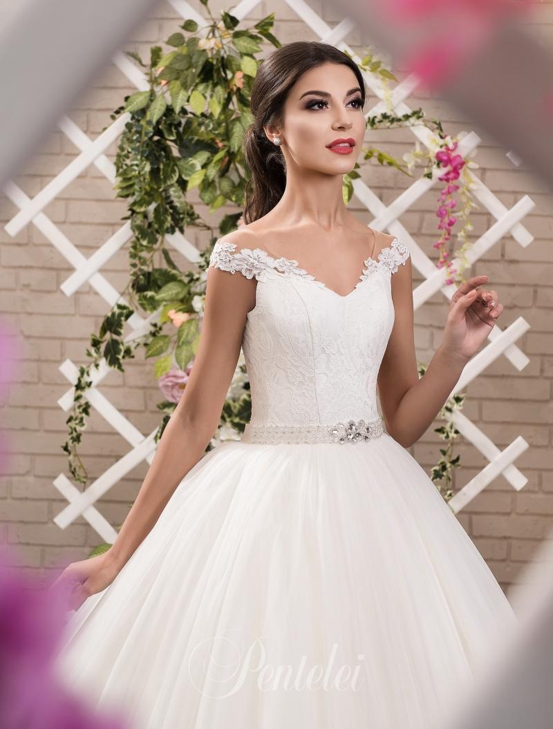 Свадебное платье Pentelei 1811