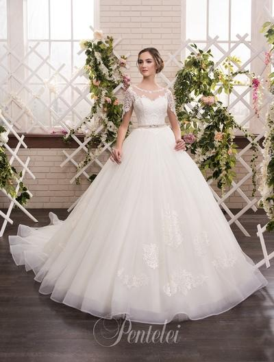 Wedding Dress Pentelei 1812