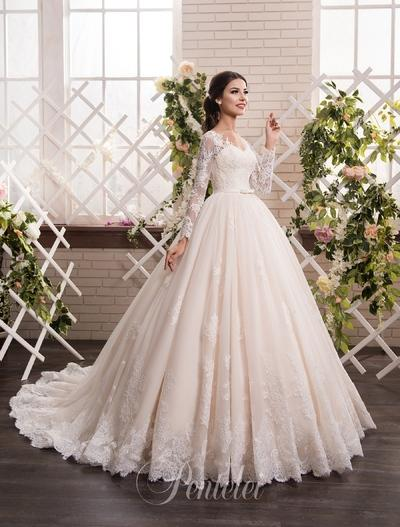 Wedding Dress Pentelei 1813
