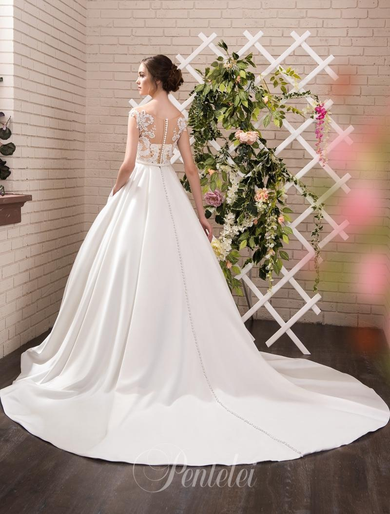 Свадебное платье Pentelei 1814