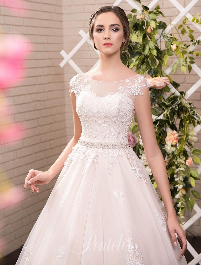 Свадебное платье Pentelei 1818