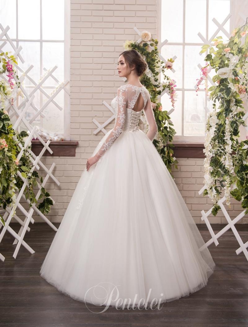 Свадебное платье Pentelei 1822