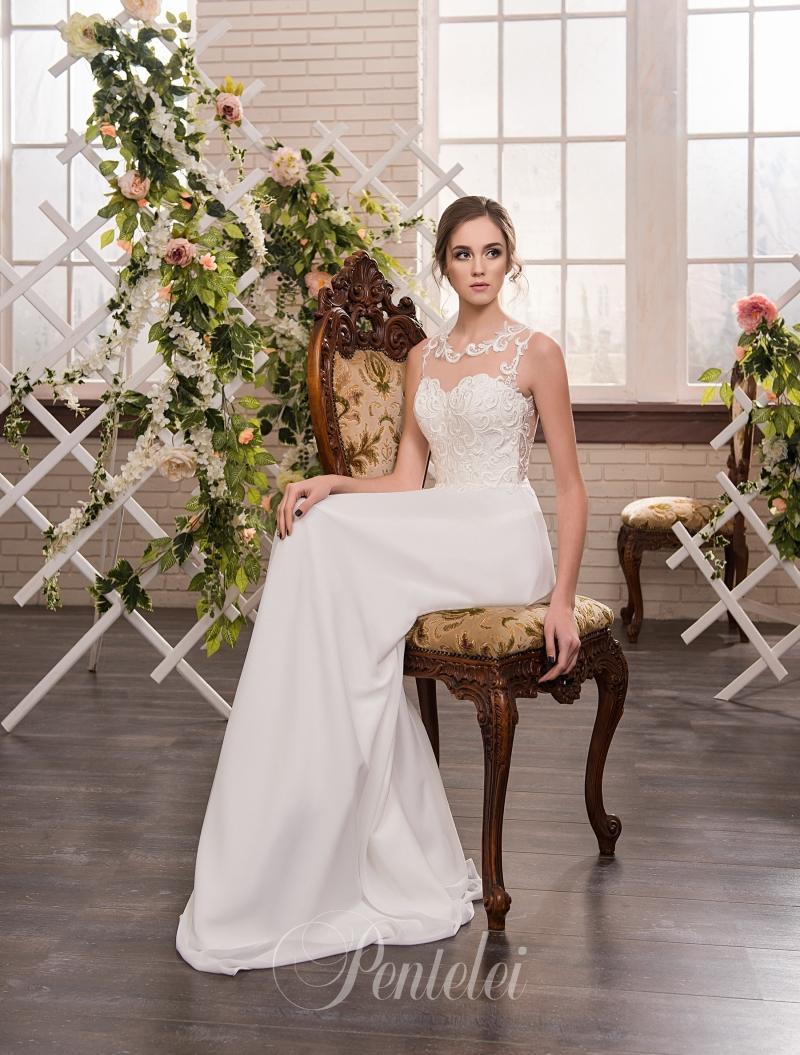 Suknia ślubna Pentelei 1840