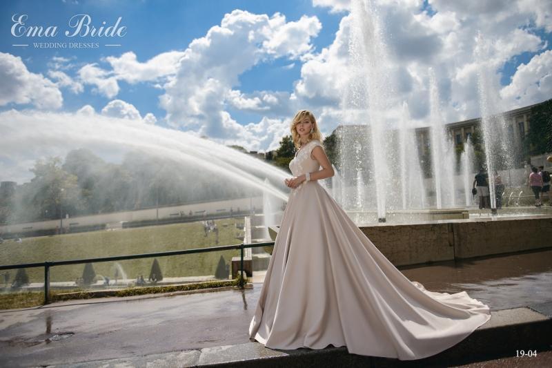 Свадебное платье Ema Bride 19-04