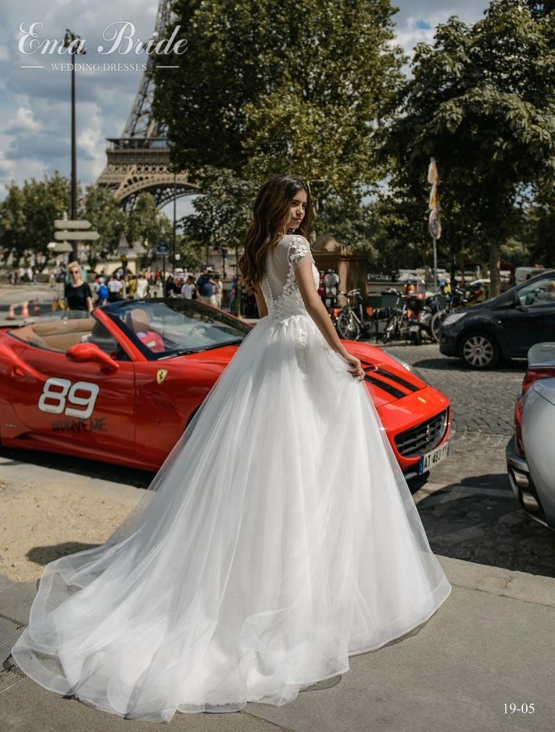 Свадебное платье Ema Bride 19-05
