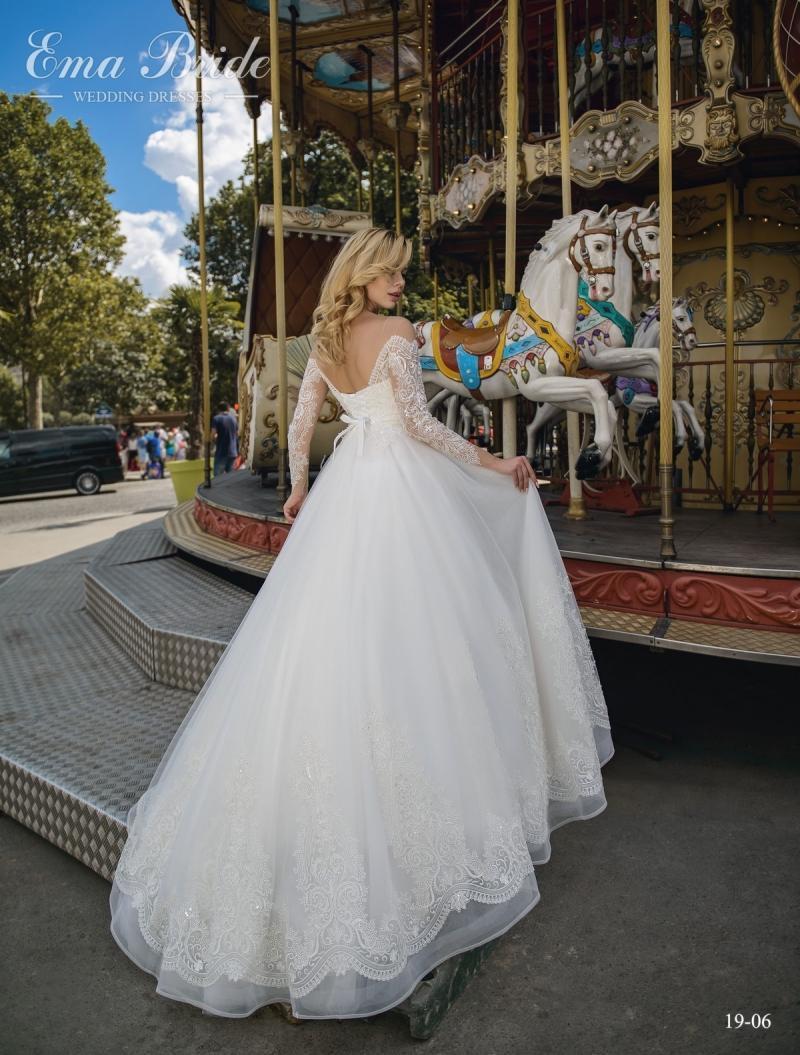 Свадебное платье Ema Bride 19-06