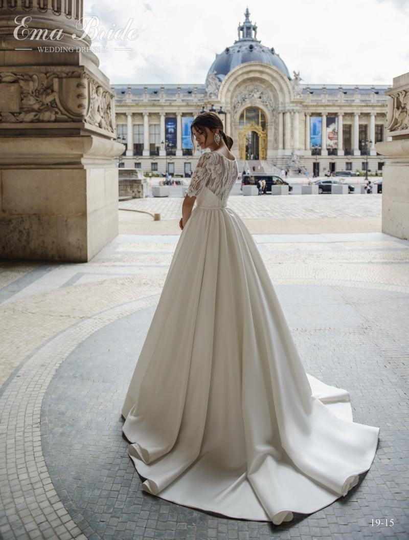 Свадебное платье Ema Bride 19-15