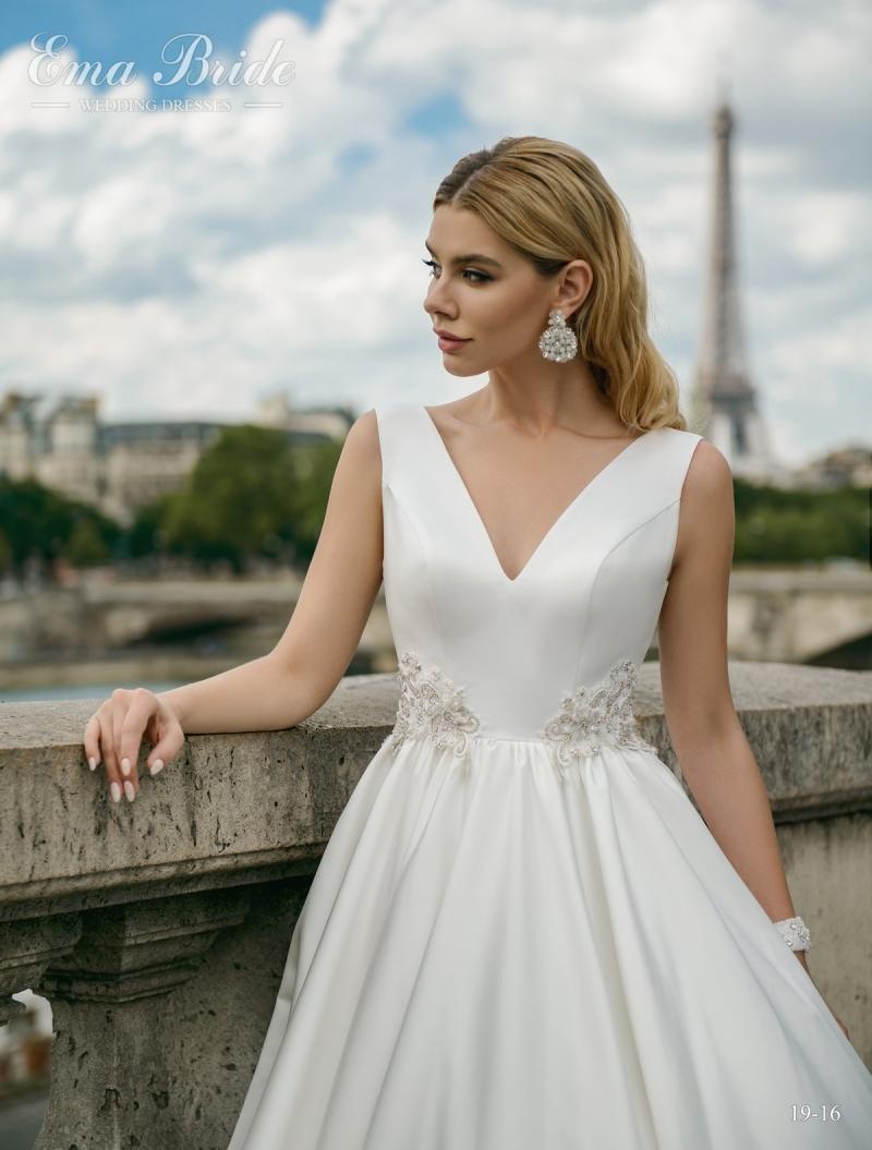 Свадебное платье Ema Bride 19-16