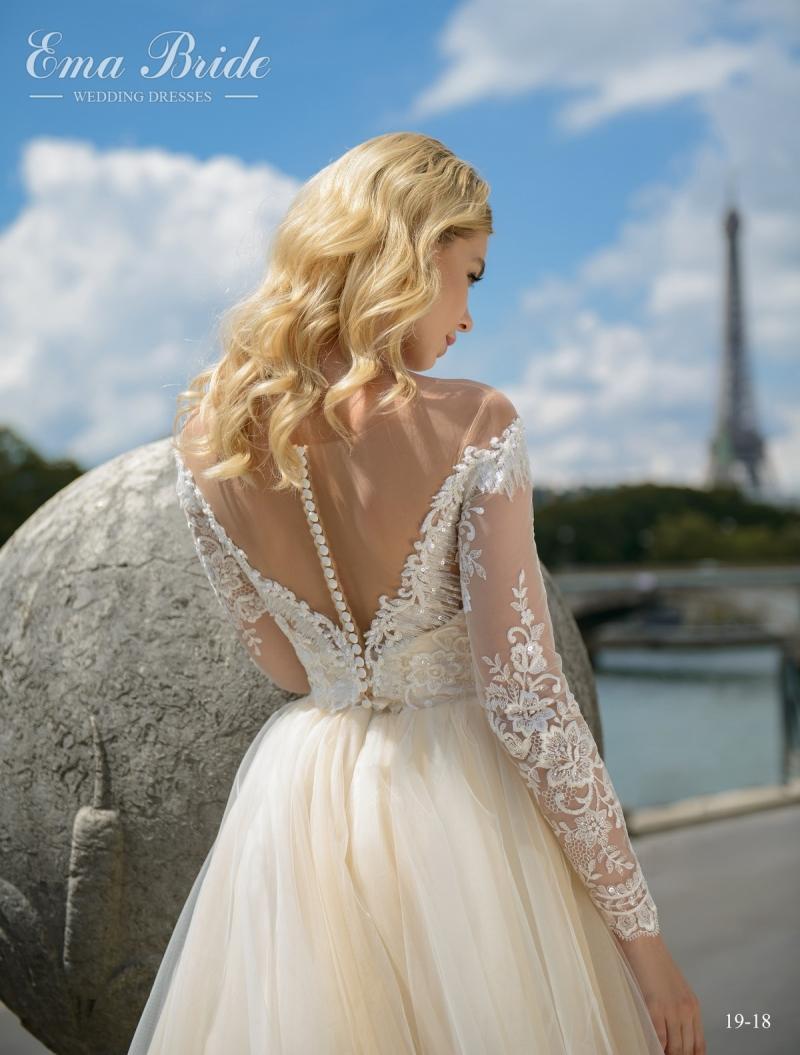 Свадебное платье Ema Bride 19-18