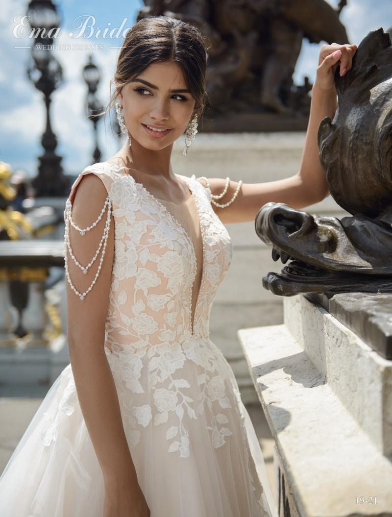 Свадебное платье Ema Bride 19-21