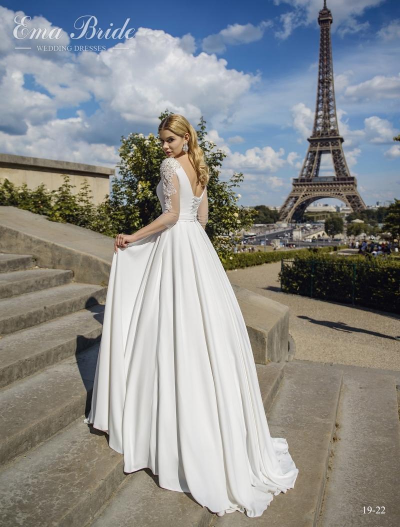 Свадебное платье Ema Bride 19-22