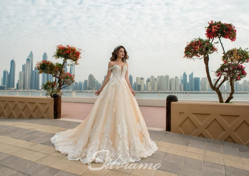 Свадебное платье Silviamo S-393 - Alexis