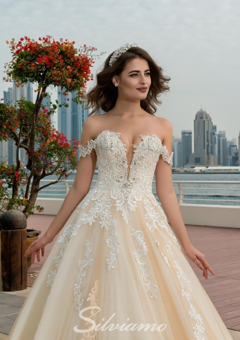 Wedding Dress Silviamo S-393 - Alexis