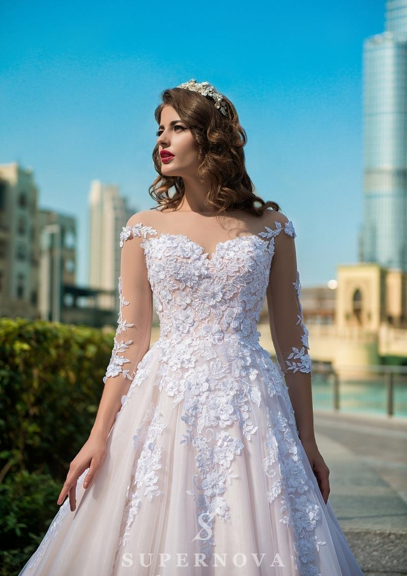 Wedding Dress Supernova SN-001-Katarina
