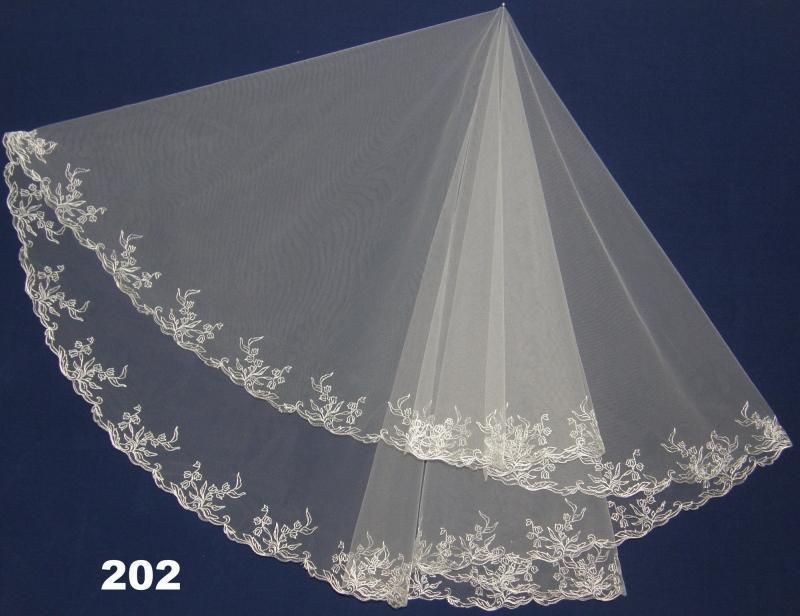 Welon ślubny Fatissimo 202