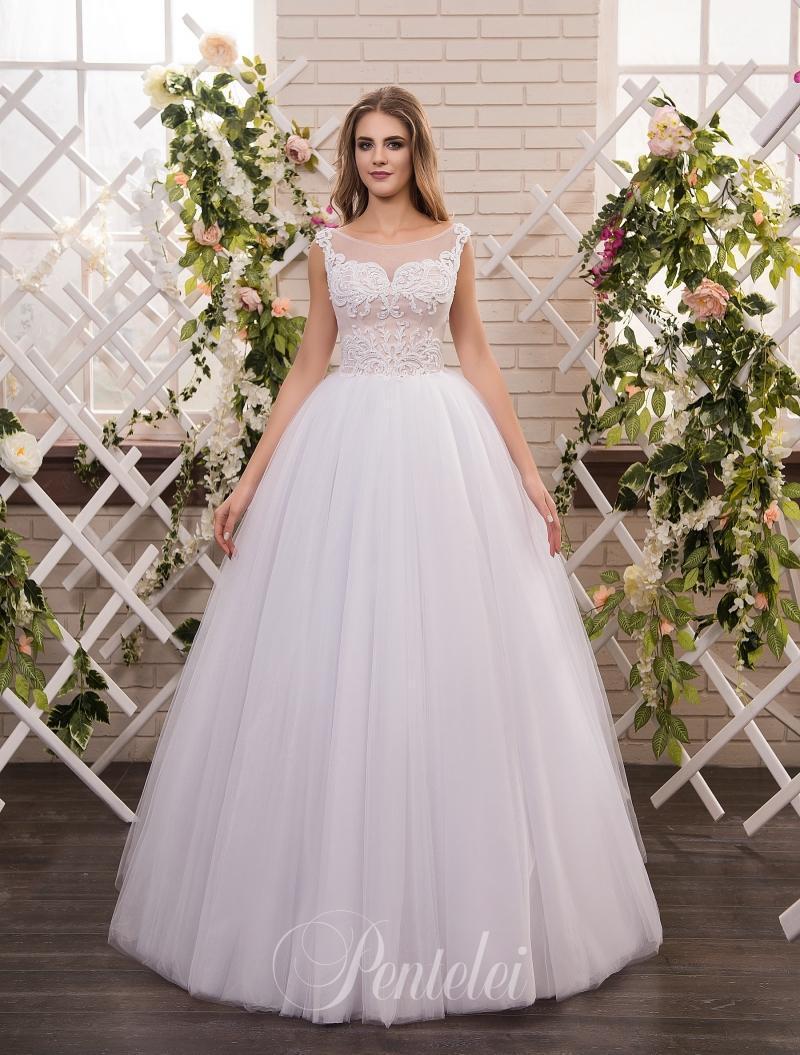 Suknia ślubna Pentelei 2033