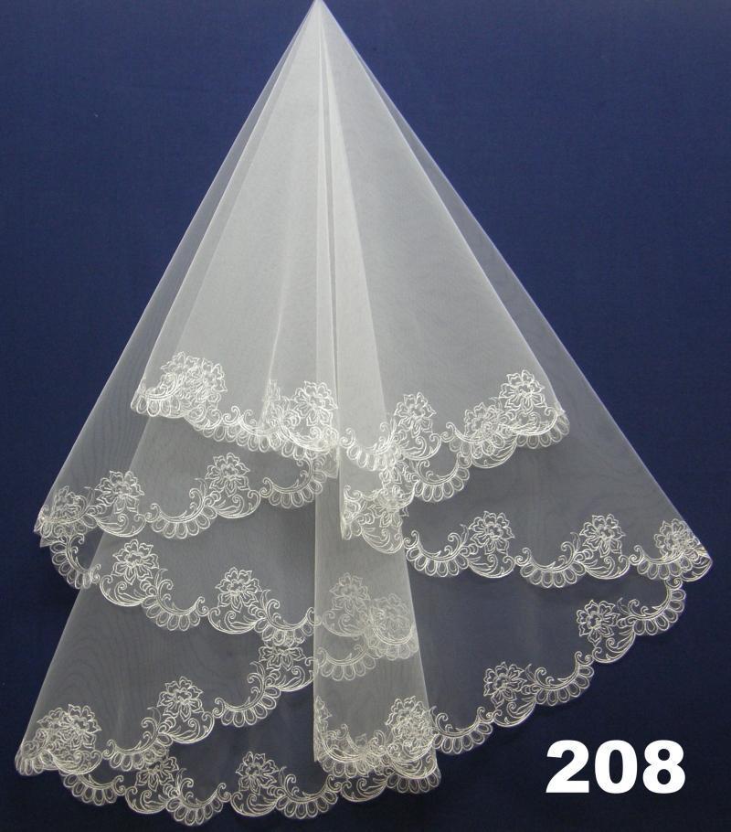 Welon ślubny Fatissimo 208