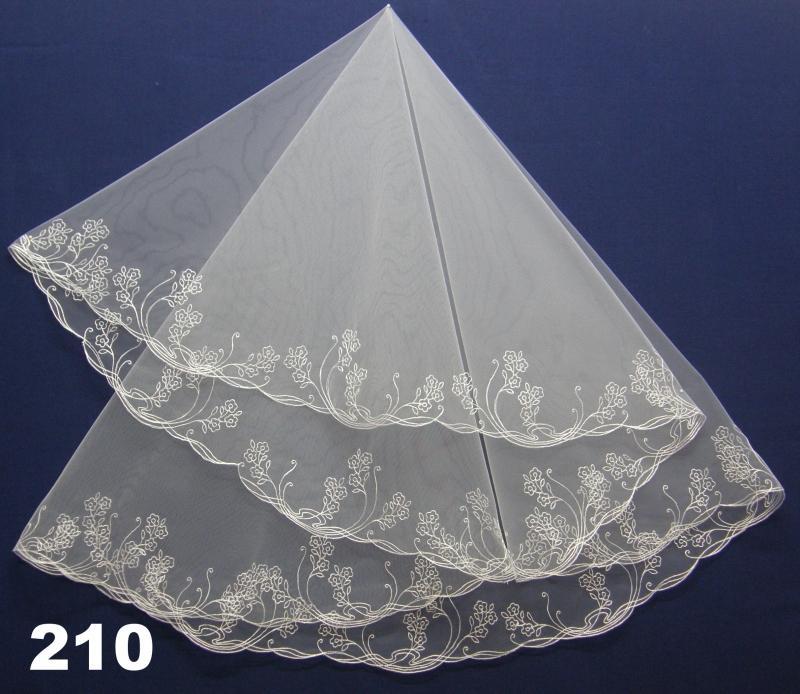 Welon ślubny Fatissimo 210