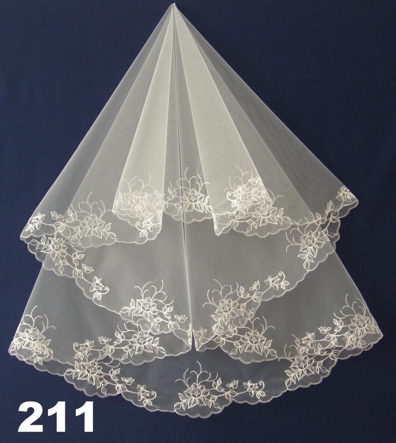 Welon ślubny Fatissimo 211