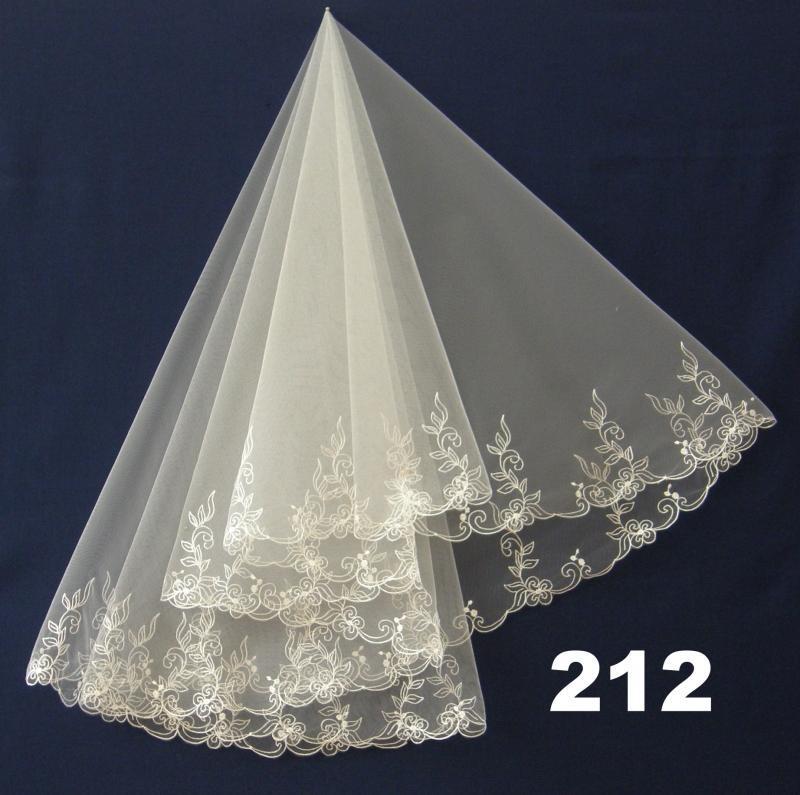 Welon ślubny Fatissimo 212