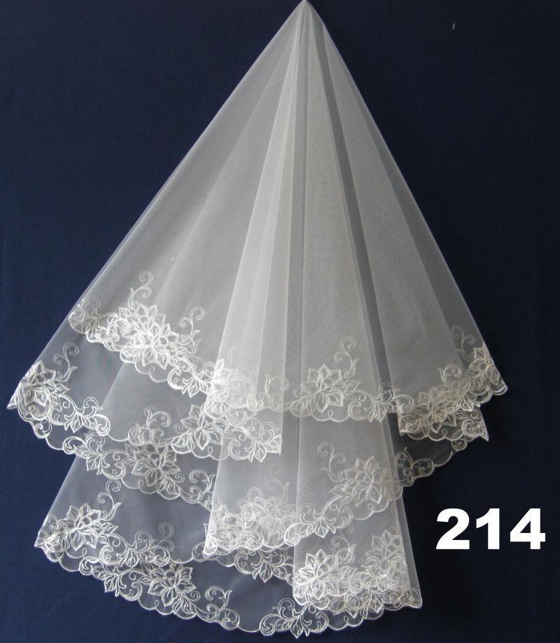 Welon ślubny Fatissimo 214