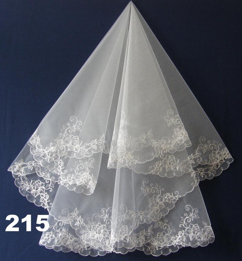 Welon ślubny Fatissimo 215