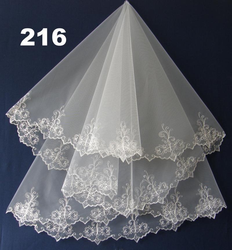 Welon ślubny Fatissimo 216