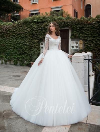 Wedding Dress Pentelei 2201