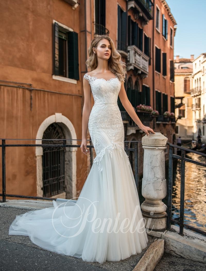 Свадебное платье Pentelei 2202