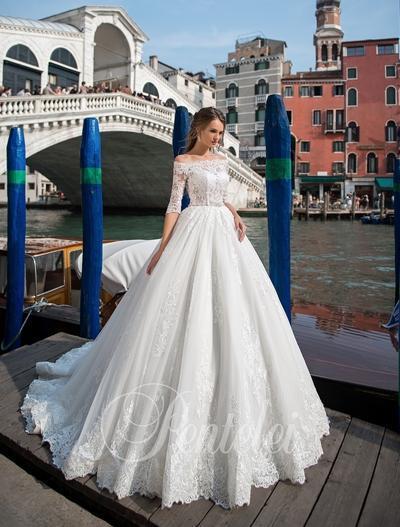 Свадебное платье Pentelei 2203