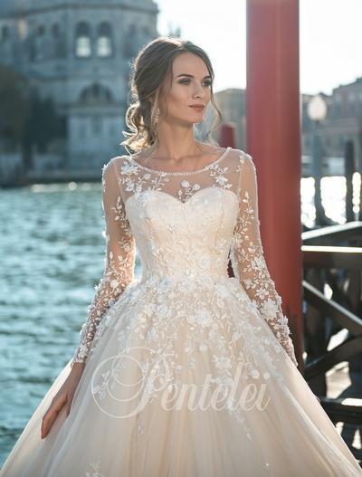 Vestido de novia Pentelei 2204