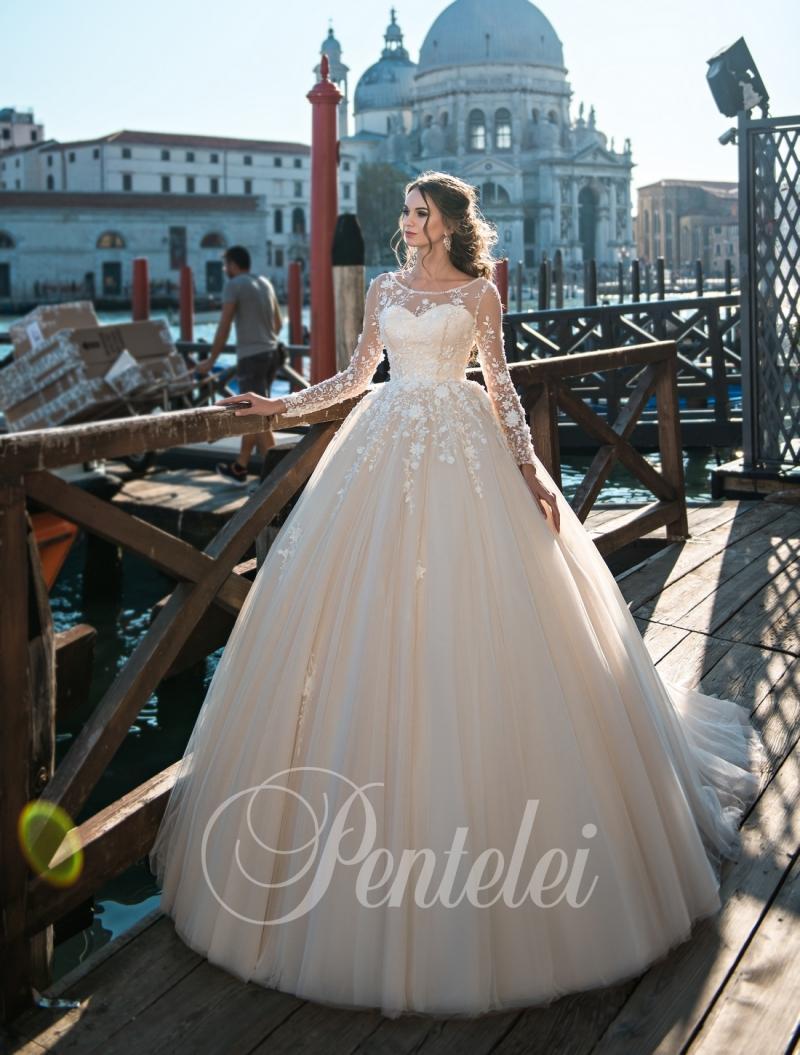 Свадебное платье Pentelei 2204