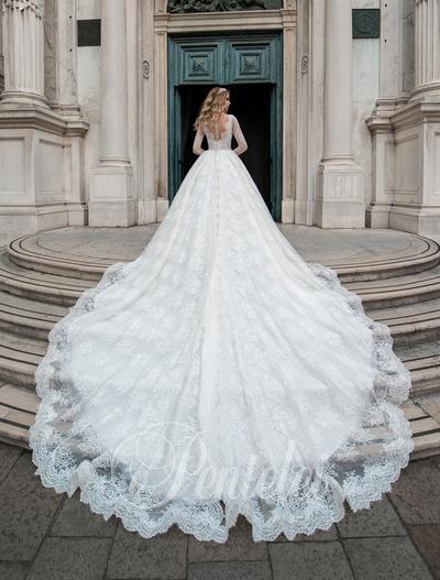 Свадебное платье Pentelei 2207