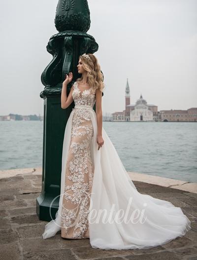 Vestido de novia Pentelei 2208